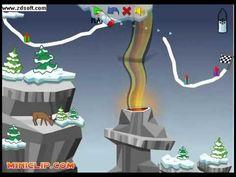Play Snow Line: Gameplay