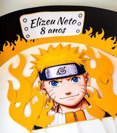 Bolo Naruto, Blaze Monster Machine, Naruto Birthday, Cakes For Boys, Dragon Ball Z, Goku, Fondant, Tags, Cutting Files