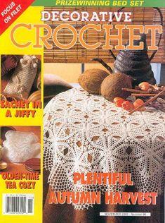 Album Archive - Decorative Crochet Magazines 54