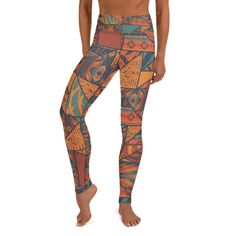 Graphics for our themed yoga leggings are sublimation printed onto the garment, giving you a bold, all-over design. Each pair of leggings is hand-cut and sewn in-house after printing. Delivery is free for every UK order. Breath Of The Wind, Yoga Session, Spandex Material, Yoga Leggings, Things To Buy, Hand Sewing, Tights, Printing, Delivery
