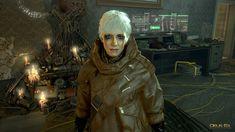 ArtStation - Deus Ex - Mankind Divided, Audrey Flamand-Lapointe Deus Ex Universe, Deus Ex Mankind Divided, Rage, Shots