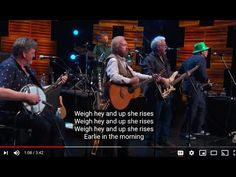 The Irish Rovers, Drunken Sailor (turn on CC for lyrics) - YouTube Irish Rovers, John Denver, Music Artists, Sailor, Lyrics, Youtube, Board, Songs, Music