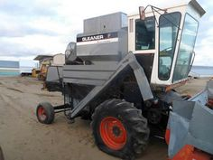 Gleaner F2 combine salvaged for used parts. This unit is available at All States Ag Parts in Downing, WI. Call 877-530-1010 parts. Unit ID#: EQ-25068. The photo depicts the equipment in the condition it arrived at our salvage yard. Parts shown may or may not still be available. http://www.TractorPartsASAP.com