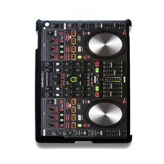 Digital Music Mixer TATUM-3265 Apple Phonecase Cover For Ipad 2/3/4, Ipad Mini 2/3/4, Ipad Air, Ipad Air 2