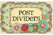 PostDividers