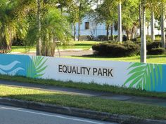 my life on the e-list: the sofl snapshots: equality park