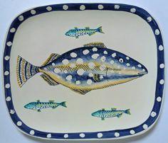 Fish platter by Carlo Briscoe