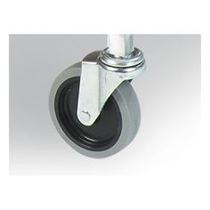 Carlisle Food Service Products Swivel Casters for Mop Bucket (Set of 2)