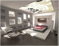 how to design ceiling for bedroom