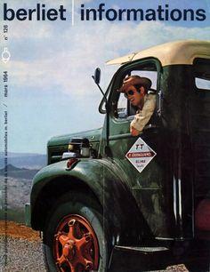 Cent mille $ au soleil Belmondo au volant Un TLM10M2 (conduit par Jean-Paul Belmondo – alias Rocco)