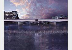 Lights go up on Illuminated River proposals | News | Building Design