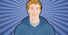 It's not easy getting older -- unless you're Mark Zuckerberg.