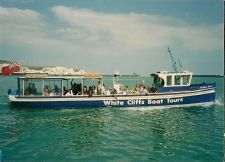 Dover White Cliffs Boat and Bus Tours