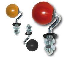 Omnitrack Omnifloat Ball Castor Unit