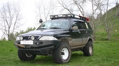 SsangYong Musso 2.9TD, MT