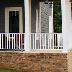 Porch Railing Styles For Your Home  | Rempfer Construction, Inc.