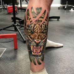 Who Else Wants to Learn About 42 Superb Sleeve Tattoos for Men? Star tattoos are among the most dazzling tattoo designs. If you would like to find an . Tiger Tattoo Sleeve, Lion Tattoo Sleeves, Best Sleeve Tattoos, Tattoo Sleeve Designs, Forearm Tattoo Men, Badass Tattoos, Sexy Tattoos, Tattoos For Guys, Hand Tattoos