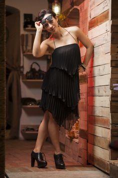Secondhand Escada dress
