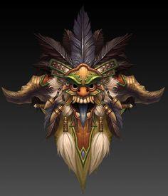 pugui2001_Demon Mask