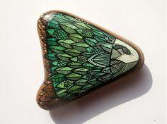Magnetka Iba mŕtve ryby plávajú s prúdom by Sjuzn.gallery - SAShE.sk - Handmade Magnetky
