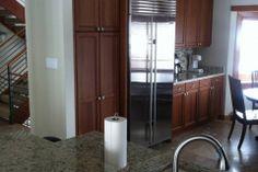 Kitchen Renovation by Hoganwerks Interior Renovations of Snowmass, Colorado Sub Zero Built In