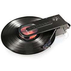 Ultraportable Record Player