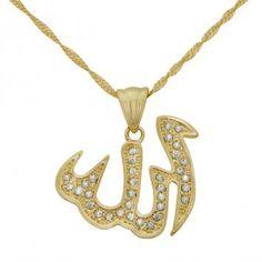 Pendentifs Allah - Pendentif Allah - PE279 pendentif da249f7ad63