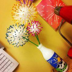 81 Best Q Tip Crafts Images Crafts For Kids Art For Toddlers Art