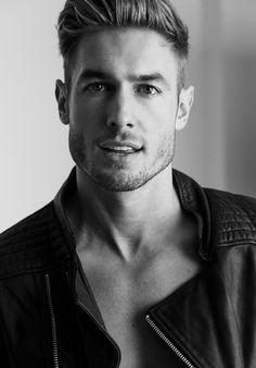 Jeff Kasser Male Fashion Model Portland | OPTION