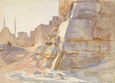 Cairo John Singer Sargent c. 1891