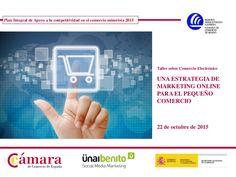 Sesión impartida en la Camara de Comercio de Bilbao y dirigida al pequeño comercio.  ¿MIS POSIBLES CLIENTES ME ENCUENTRAN EN INTERNET? ¿ME HAGO EL ENCONTRADIZO…