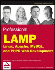 The combination of #Linux, #Apache, #MySQL, and #PHP is popular because of interaction, flexibility, customization, and-most importantly-the cost effectiveness of its components Helps #LAMP professionals take their skills to the next level with in-depth discussions of #OOP extensions of PHP such as #PEAR, #GD, #XML, and #CURL Those proficient in other languages such as #Java, #C++, #Perl and #ASP will find this guide invaluable when transitioning to the LAMP environment