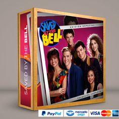 Salvado por la Campana #Series #Películas #DVD #BluRay Calidad HD. Presentación exclusiva de RetroReto. Pedidos: 0414.402.7582. Visita: http://www.RetroReto.com.ve/
