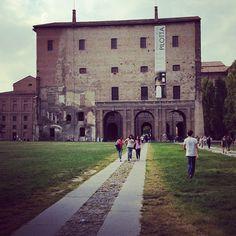 Palazzo della Pilotta, Parma @TurismoER, via Flickr