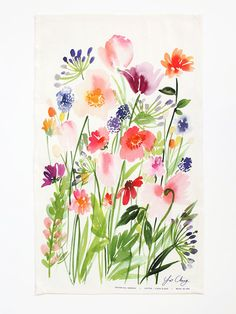 Yao Cheng Design - Tea Towel