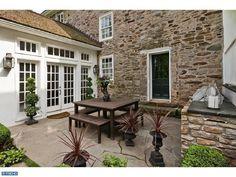 Home Exterior ~ Stone ~ Patio