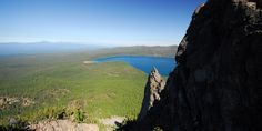 One of the Northwest's greatest undiscovered gems, Newberry National Volcanic Monument encompasses 55,500 acres in central Oregon's high desert and is an absolute geological wonder.  The Monument was dedicated in 1990 to protect Newberry Volcano, a relatively low-lying yet massive shield volcano
