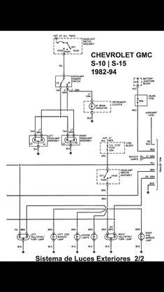 gmc truck wiring diagrams  gm wiring harness diagram