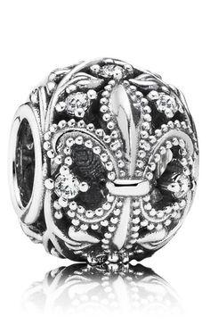 Abalorio Pandora plata y circonitas 791378CZ