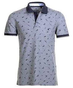 Printed Polo Shirts, Men's Polo, Striped Polo Shirt, Polo T Shirts, Casual Outfits, Men Casual, Hoodie Pattern, Shirt Men, Men's Clothing