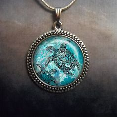 Hey, I found this really awesome Etsy listing at https://www.etsy.com/listing/193505988/sea-turtle-garden-pendant-sea-turtles