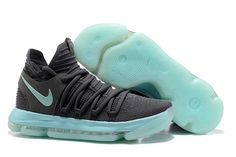 2017 Discount Nike Zoom KD 10 Igloo Grey Jade Nike Outlet 5a8ffd6c8ee