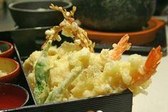 Tempura Shrimp and Vegetables, GreatPartyRecipes.com