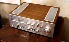 YAMAHA CA-810 AMPLIFIER (1977)