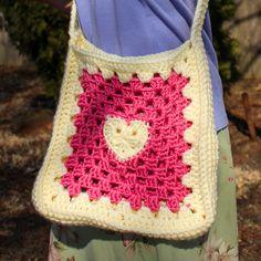 Kawaii Crochet, Cute Crochet, Crochet Crafts, Crochet Projects, Crochet Wallet, Free Crochet Bag, Crochet Wool, Crochet Designs, Crochet Patterns