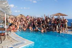 10 Best Party Destinations in the World - Ios, Greece