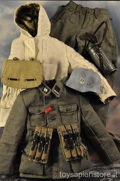 yy 15 Ww2 Uniforms, German Uniforms, Military Uniforms, Military Weapons, Military Jacket, Military Force, Division, Wwii, Army