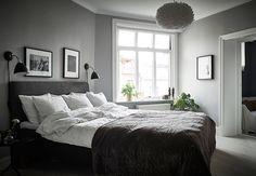 Letto Grigio Scuro : 8 fantastiche immagini su camere da letto bedroom decor bed room
