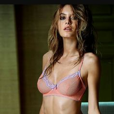 Victoria secret bra Victoria secret bra Unlined demi New with tags Inner tag may have black line to prevent store returns Victoria's Secret Intimates & Sleepwear Bras
