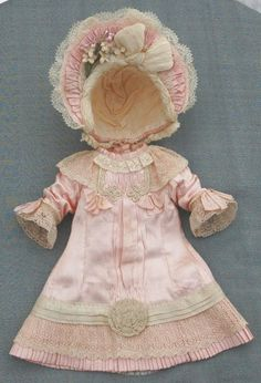 Petite fille broderie anglaise BOW Peep Sun Bonnet-Made in the UK
